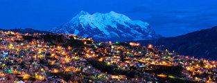 Sucursal La Paz